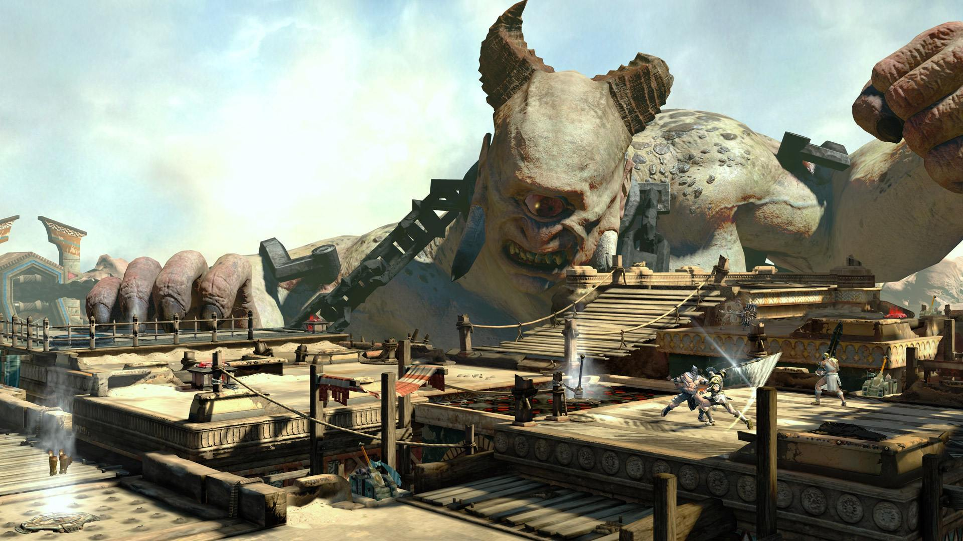Foto de God of War: Ascension - 10/07/2012 (1/9)
