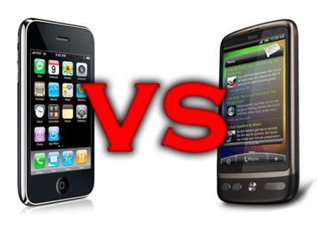 HTC demandada por Apple por infringir 20 patentes