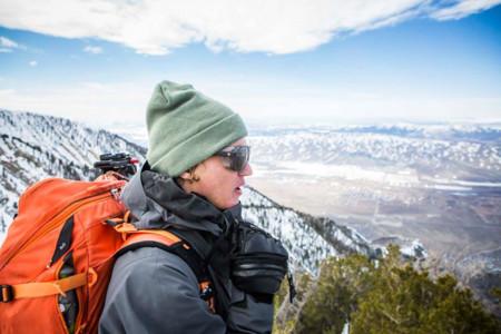 Lentes de sol Stacker, ideales para el hombre aventurero