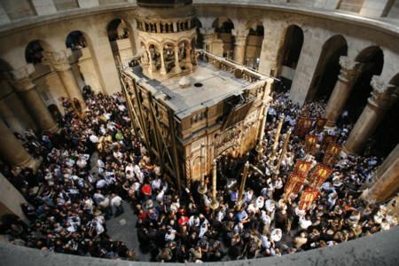 Eglise Du Saint Sepulcre A Jerusalem