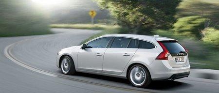 Volvo V60 Plug-in Hybrid: diesel, híbrido y enchufable