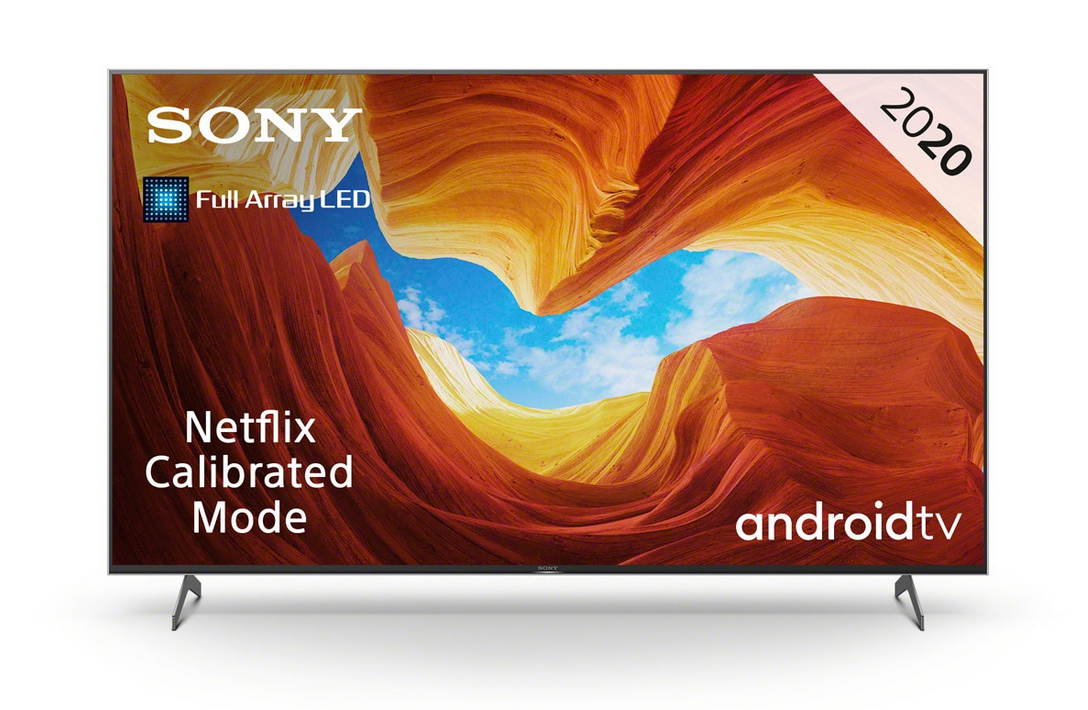 """TV LED 165,1 cm (65"""") Sony® KD-65XH9096 Full Array Android-OS TV 4K HDR X1 y 4K X-Reality PRO"""