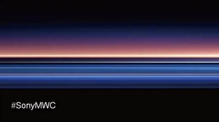 Sony en MWC19: sigue la presentación de hoy en directo y en vídeo
