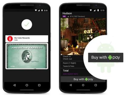 Android Pay, el nuevo servicio de pagos móviles llegará con Android M