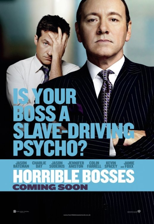 Foto de 'Horrible Bosses', carteles (1/5)