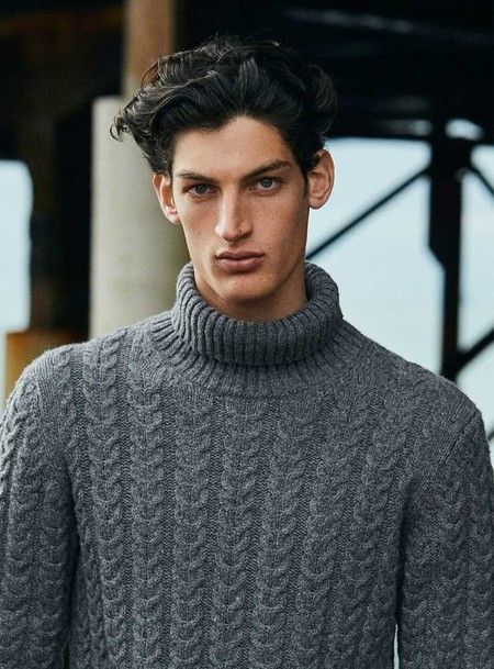 Massimo Dutti North Winds Collection Trendencias Hombre 9