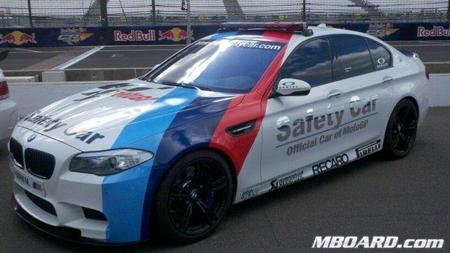 BMW M5, nuevo Safety Car de MotoGP