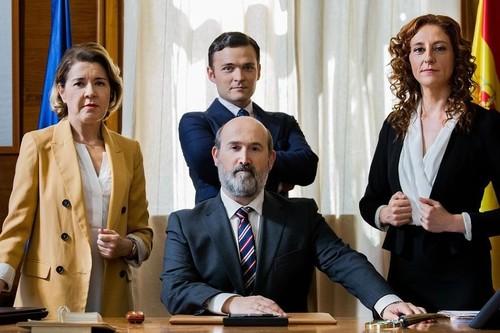 'Vota Juan': una gran comedia televisiva donde destaca un extraordinario Javier Cámara