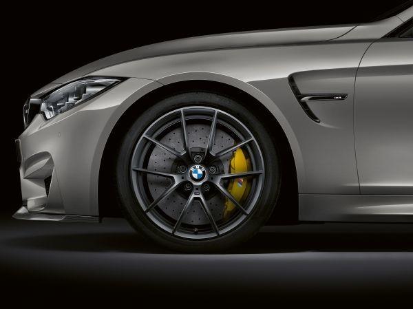 Foto de BMW M3 CS (3/13)