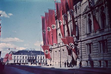 Banderas Nazis