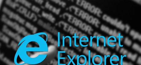 ¿Sigues utilizando Internet Explorer? Un bug revela todas tus búsquedas y las webs que visitas