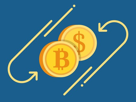Bitcoin Lightening 01 Topart