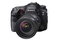 Sony Alpha A99, la nueva full frame con espejo traslúcido
