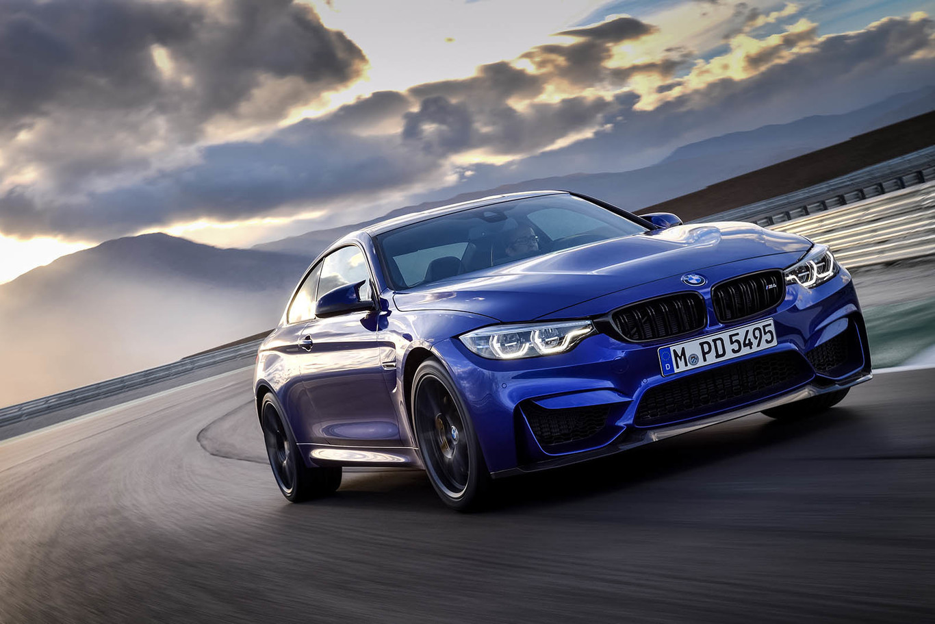 Foto de BMW M4 CS (1/11)