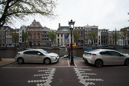 Recarga Opel Ampera