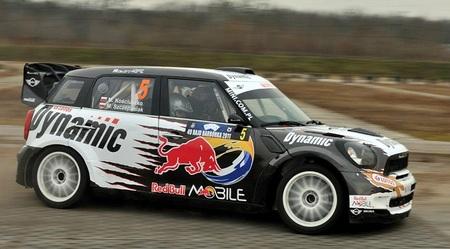 El Mini JCW WRC seguirá compitiendo en el Mundial de Rallyes