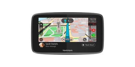 el tomtom go 520 world con conexi n wifi y bluetooth. Black Bedroom Furniture Sets. Home Design Ideas