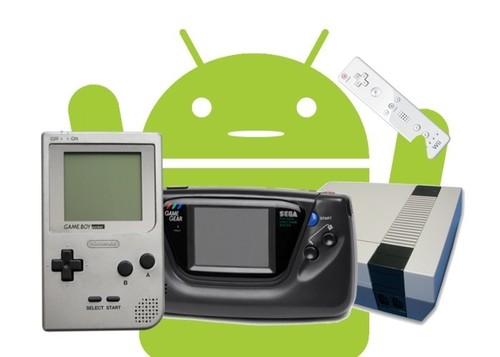¿Cómo convertir tu móvil Android en una consola retro?