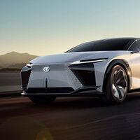 Lexus LF-Z Electrified: así de espectacular luce el futuro eléctrico del fabricante japonés