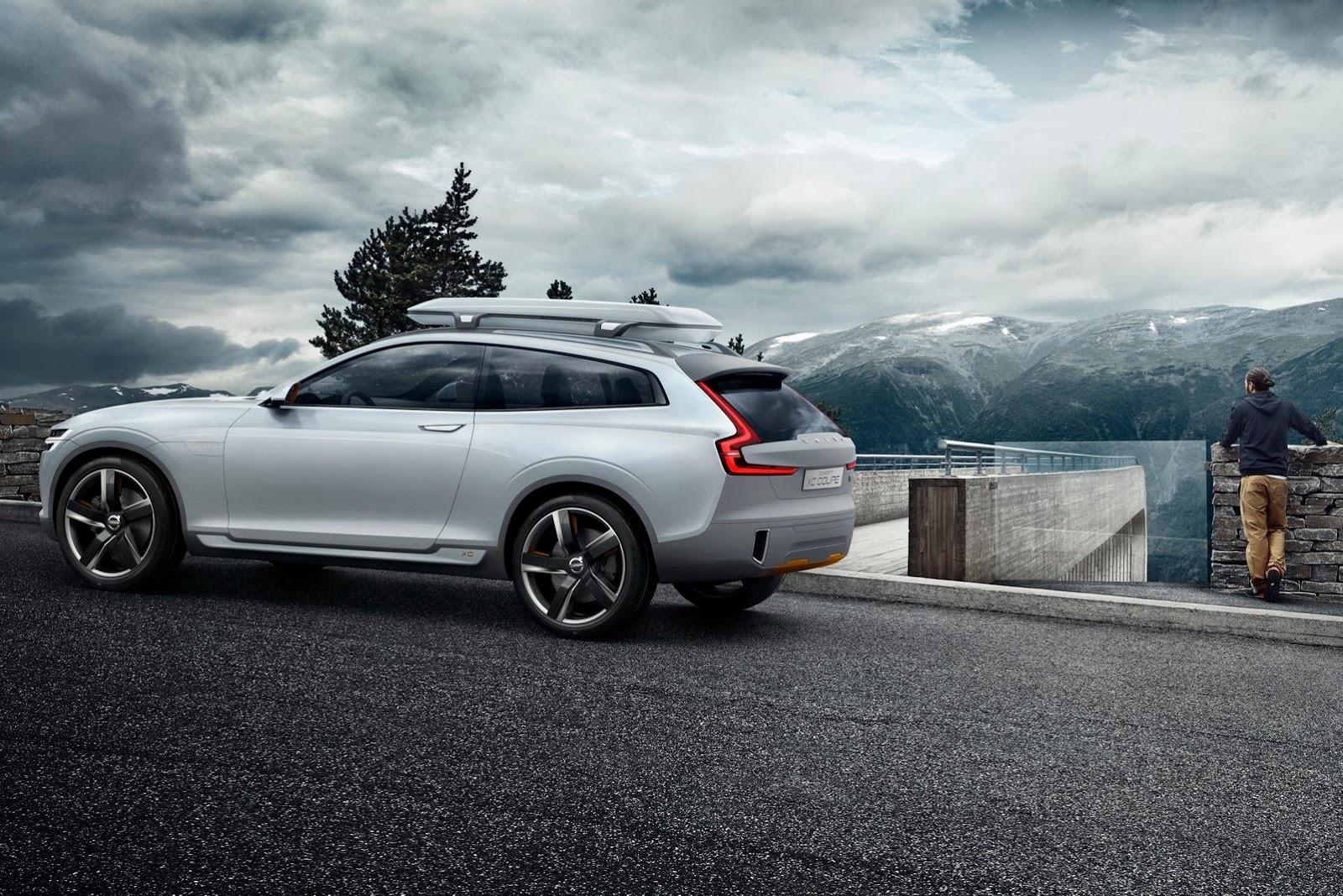 Volvo Concept Xc Coupe 1 9