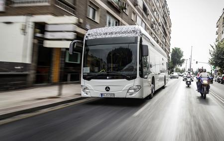 El autobús Mercedes-Benz Citaro 100% eléctrico ya tiene su primer cliente: llega a finales de 2018