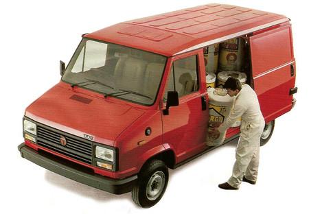 Talbot Express Van
