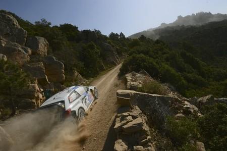Rally de Cerdeña 2013: Jari-Matti Latvala vuelve a dar la de cal siendo el más rápido en la QS