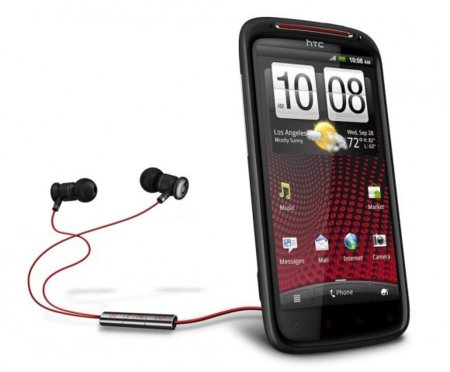 HTC Sensation XE, estrenando Beats