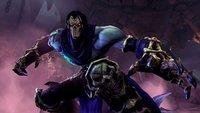 'Darksiders II': nuevas imágenes de Muerte dando guerra