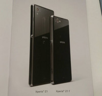 """Así será el Sony Xperia Z1 f, la versión """"mini"""" del Z1"""