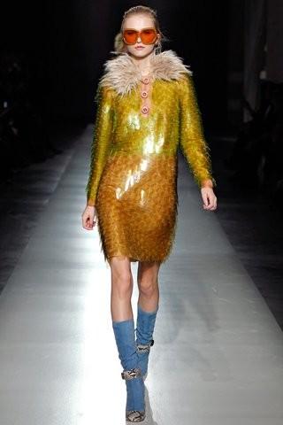 Prada en la Semana de la Moda de Milán otoño-invierno 2011/2012