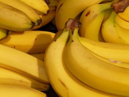 Bananas Bunch Food 41957