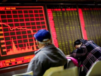 Las turbulencias financieras de la desaceleración económica