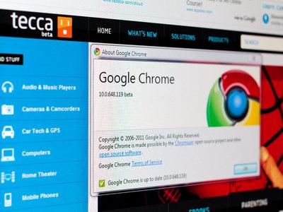 Cómo reiniciar Google Chrome usando un marcador