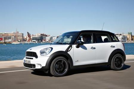 Mini Countryman Datos Y Fotos Oficiales