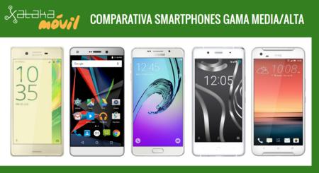 Tras el MWC, así queda la gama media/alta de smartphones para 2016