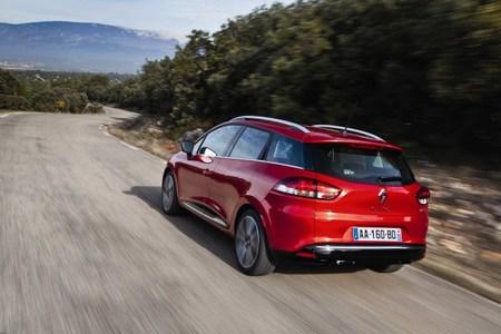 Renault Clio Estate Trasera