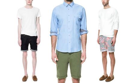 Las bermudas de Zara para esta primavera-verano 2013