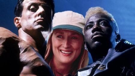 ¿Meryl Streep como la hija de Stallone en 'Demolition Man 2'? Hollywood, hazlo realidad