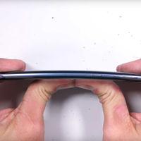 La resistencia del Samsung Galaxy S8 a prueba en una dura sesión de tortura