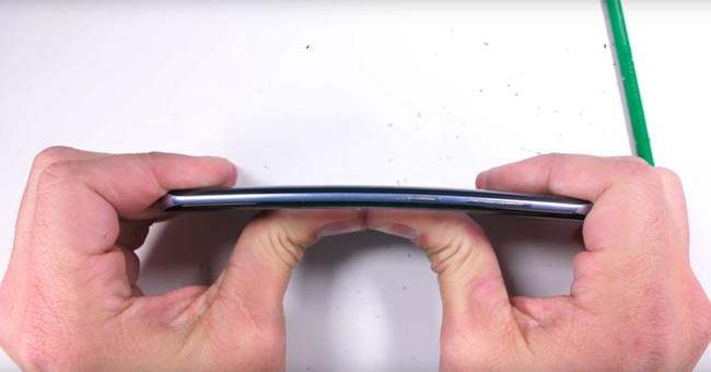 Samsung Galaxy™ S8 test de resistencia