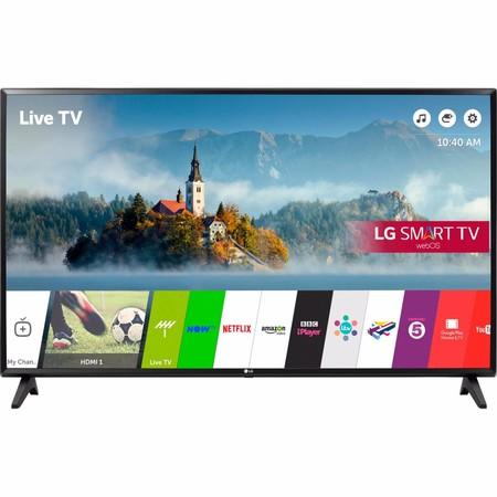 Oferta Flash: Smart TV de 43 pulgadas LG 43LJ594V por sólo 349 euros durante el día de hoy