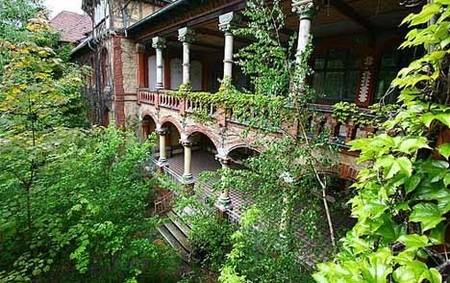 Visitar lugares abandonados del mundo