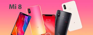 Xiaomi ya ha publicado cinco prototipos del Mi 8: así queda toda la gama con los Mi 8 Pro y Mi 8 Lite