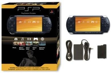 Ya puedes reservar tu PSP <em>slim</em>