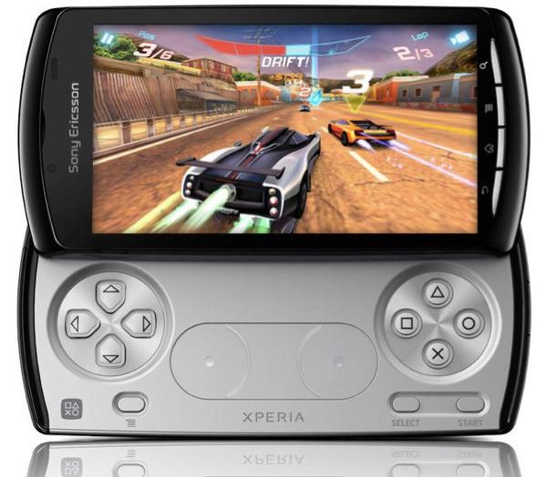 Sony Ericsson Xperia™ Play