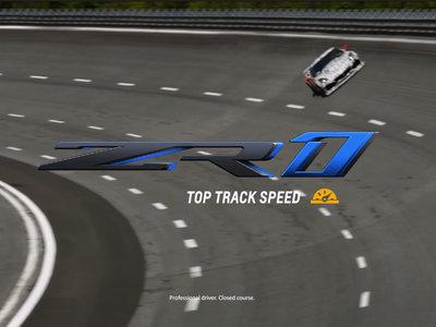 El nuevo Chevrolet Corvette ZR1 es el 'Vette' más rápido de la historia: ¡341 km/h, y hay vídeo!
