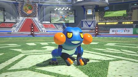 La versión arcade de Pokken Tournament agrega a Croagunk como nuevo peleador