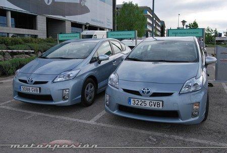 Un total de 16.000 Toyota Prius, llamados a revisión en España
