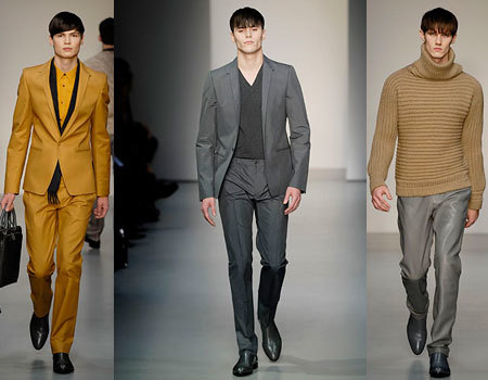Calvin Klein en la Semana de la Moda de Milán